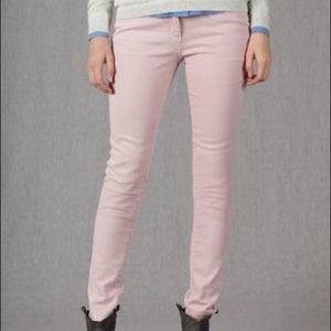 Boden skinny ankle skimmer jeans